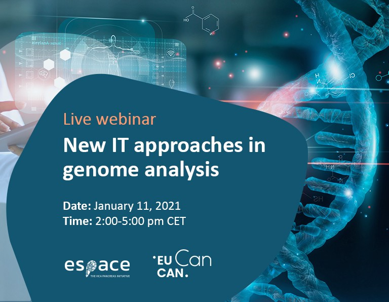 ESPACE and EUCANCan host joint webinar on how to increase the impact of industry-academia collaborations